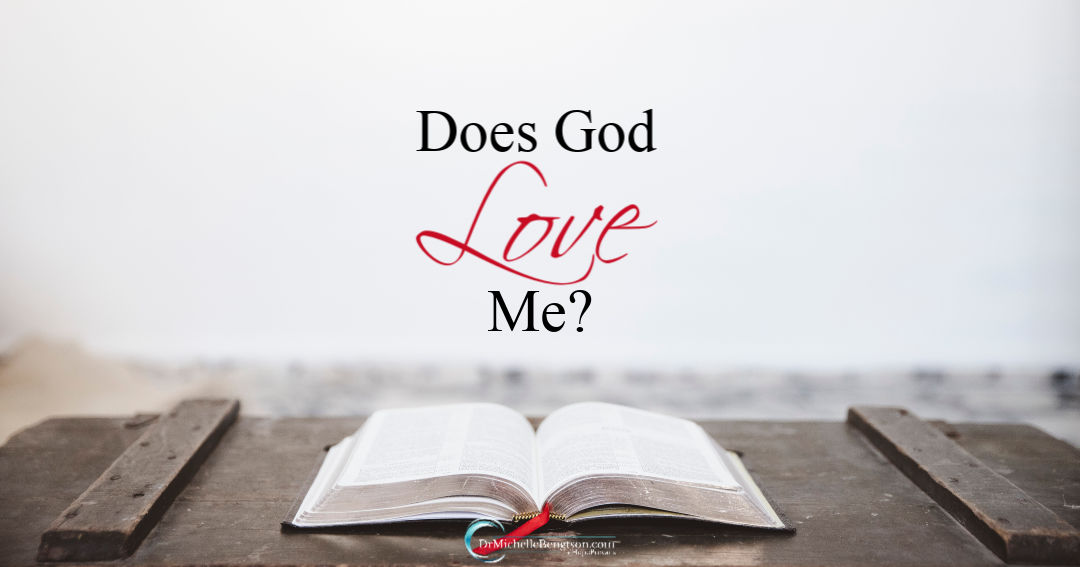 Does God Love Me?
