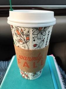 Starbucks Sea Salt Caramel