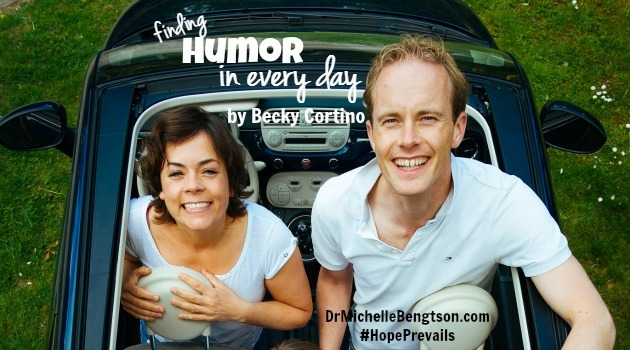 Finding Humor in Every Day by Becky Cortino