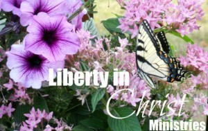 A Little Word, but Big Challenge on Liberty in Christ Ministries August 2015 Newsletter