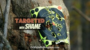 Targeted with shame by Dr. Michelle Bengtson on FGGAM