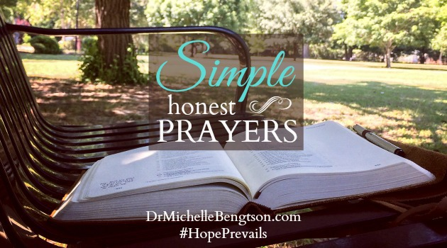 Simple Honest Prayers