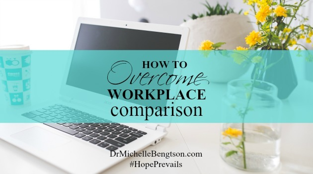 How To Overcome Workplace Comparison