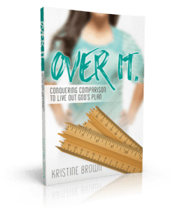 Over It by Kristine Brown