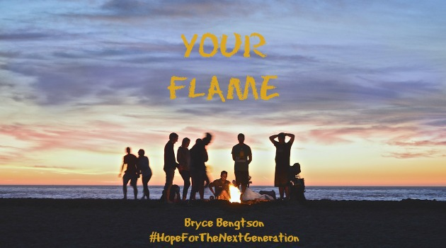 Your Flame by Bryce Bengtson