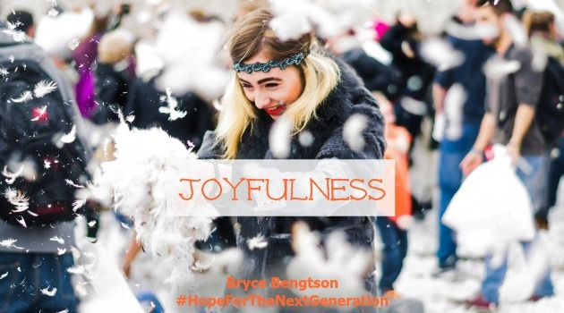 Joyfulness by Bryce Bengtson