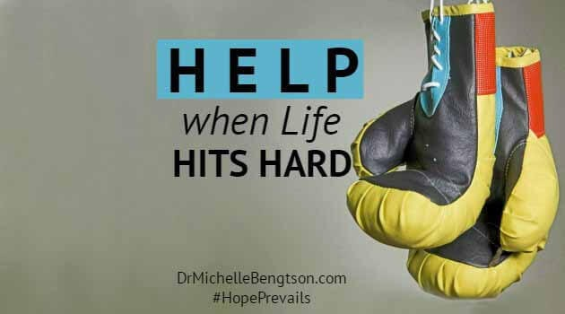 Hope Prevails! Help When Life Hits Hard