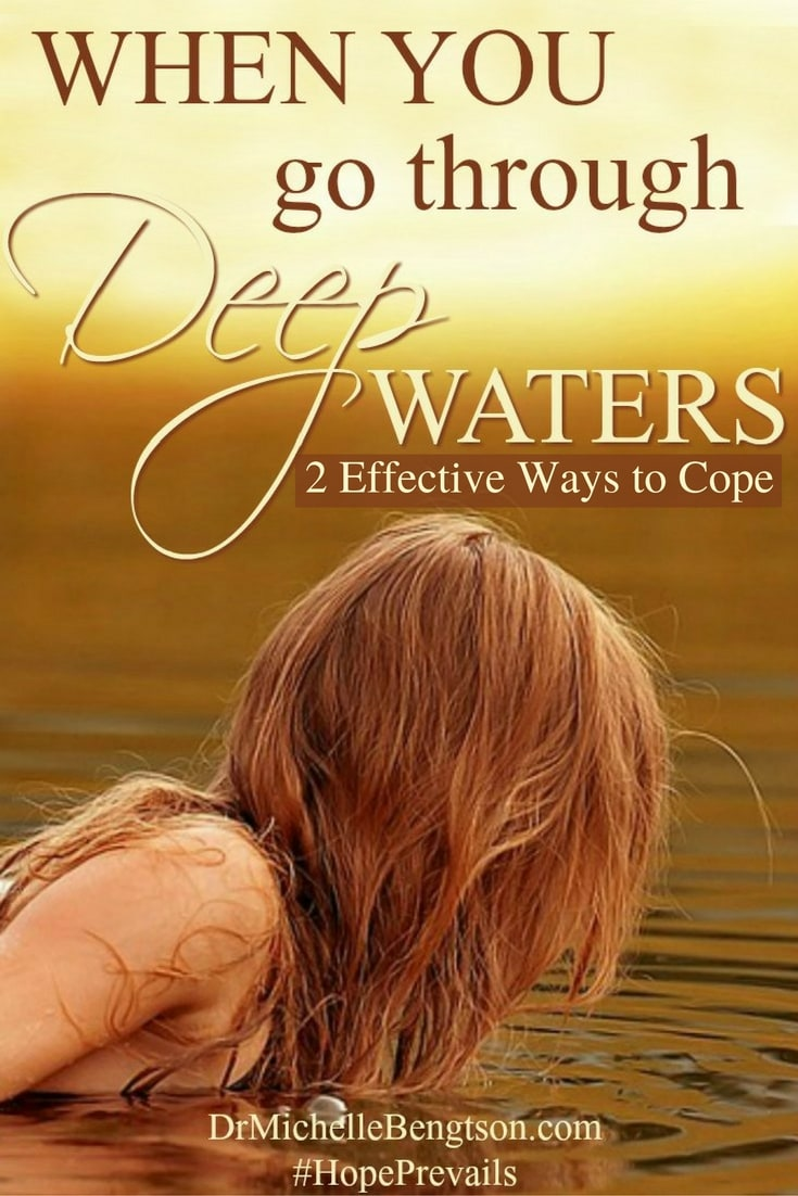 Have you encountered deep waters? The storms in life that threaten to drown you? How do you navigate and make it through to the other side? Read more to find hope.