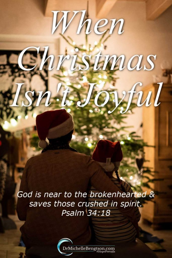 Have you ever been grieving while the rest of the world was singing Christmas carols and drinking eggnog? Christmas isn't always the most joyful time of the year. If you've been there, this year, you could be the one who understands and shares comfort to those in need. What a gift! #grief #Christmas #grieving #widow