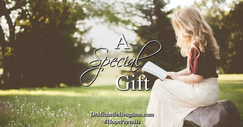 "God desires ""a special gift."" A thoughtful, intentional gift of our time, our devotion, our passion, our interest, and our relationship to Him. Not because of religious rules, but out of a desire for relationship."