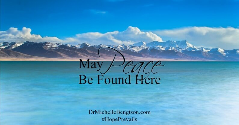 May Peace Be Found Here