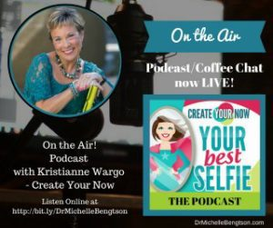 Podcast with Kristianne Wargo Create Your Now