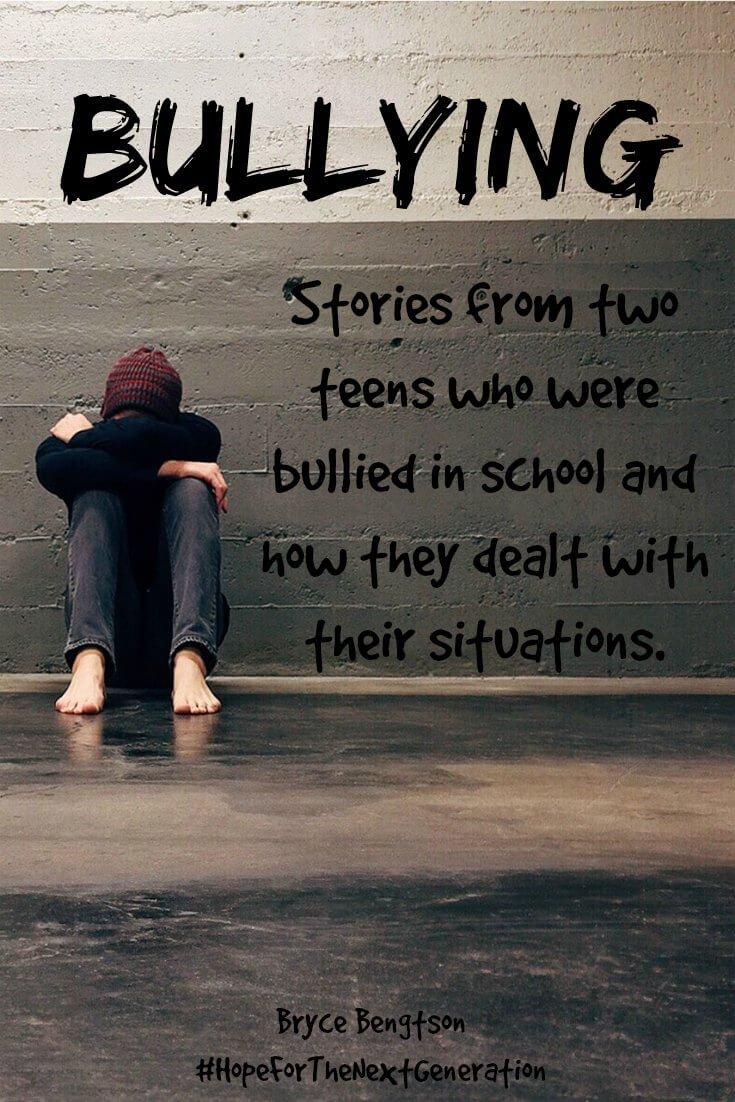 Were you bullied? What strategies did you use to deal with bullying at school? Read more for stories from two teens who overcame.