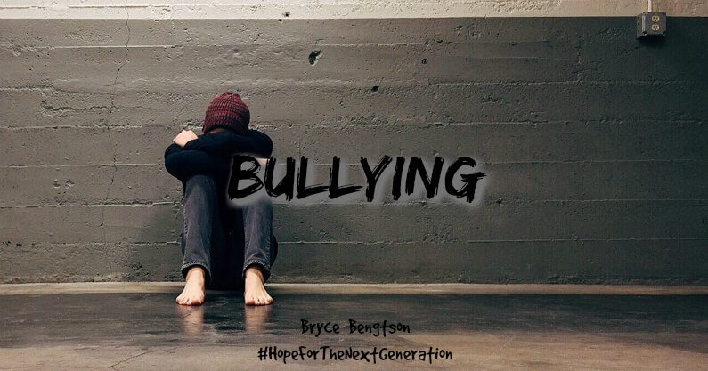 How do you handle bullying in school? Two teens and their stories of how they overcame being bullied.