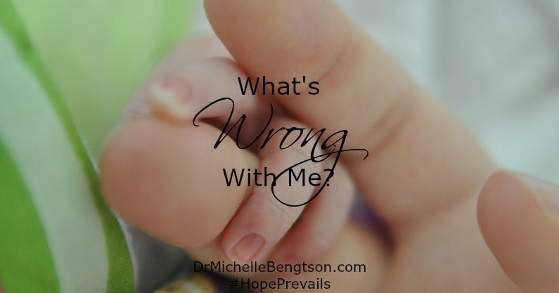 "I recognized her. I had been her almost 20 years ago. On the outside, everything was wonderful. Yet, I was not OK. I remember wondering, ""What's wrong with me?"" I was suffering from postpartum depression. Find out more here."