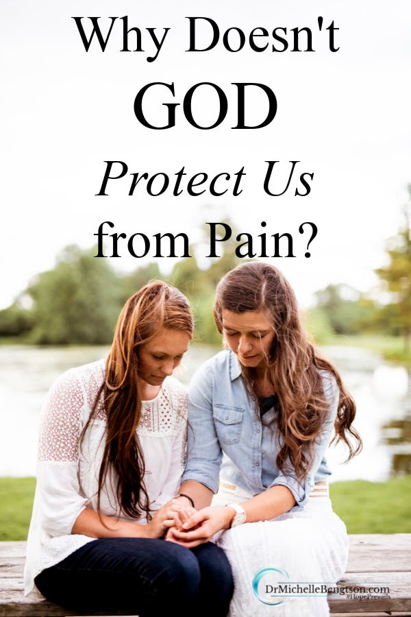 It's never fun to be in pain, and so often we want God to rescue us from pain. It serves a purpose. God in His faithfulness will see us through it so that we don't have to face it alone. For maintaining hope in the midst of pain, read more for 10 Bible Verses with promises from God. #Bible #hope #God
