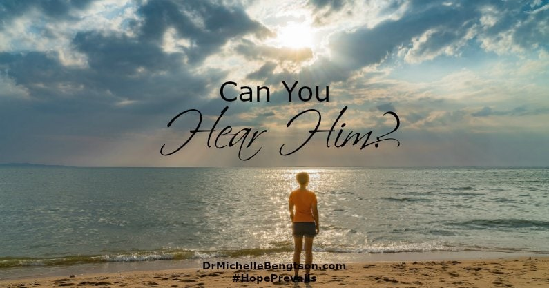 Can You Hear Him?