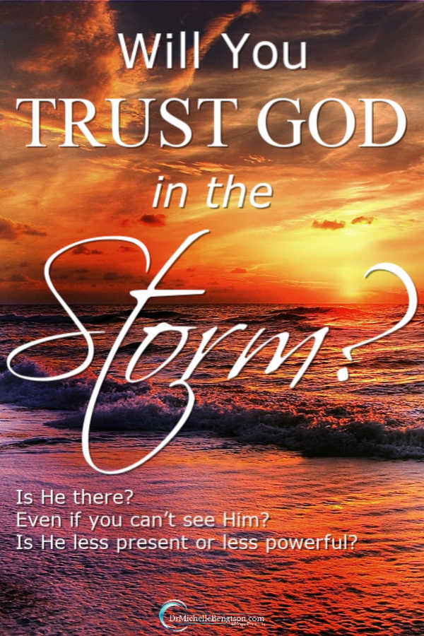 Even in the midst of the storm raging all around the world, God wants to know: will you trust Him in the storm? Will you be thankful regardless of the storm around you? Even when you don't see Him. Even when you don't feel His presence. #TrustGod #faith