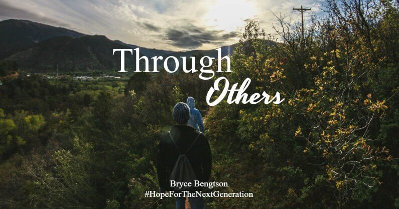 Through Others