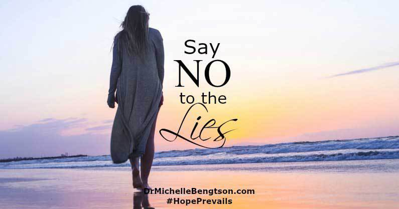 Say No To The Lies