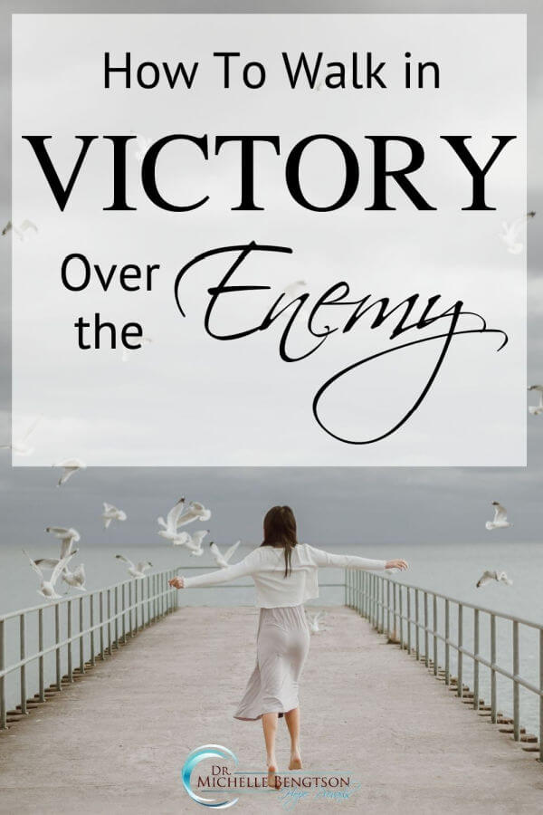 In sharp contrast to the Lord, the enemy barks and shouts just to ensure that I am aware of and intimidated by his presence. Is he all bark? How do you walk in victory over the enemy who magnifies his presence to invoke fear? #hope #faith #trustGod