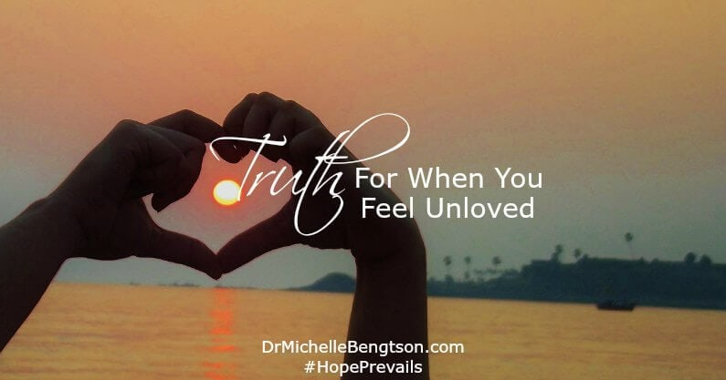 Ask Dr. B: Truth For When You Feel Unloved