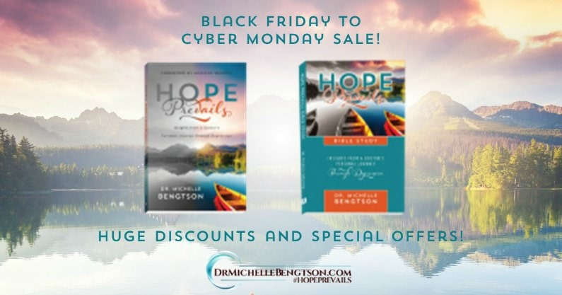 Black Friday thru Cyber Monday! Enjoy Huge Discounts and Special Offers!