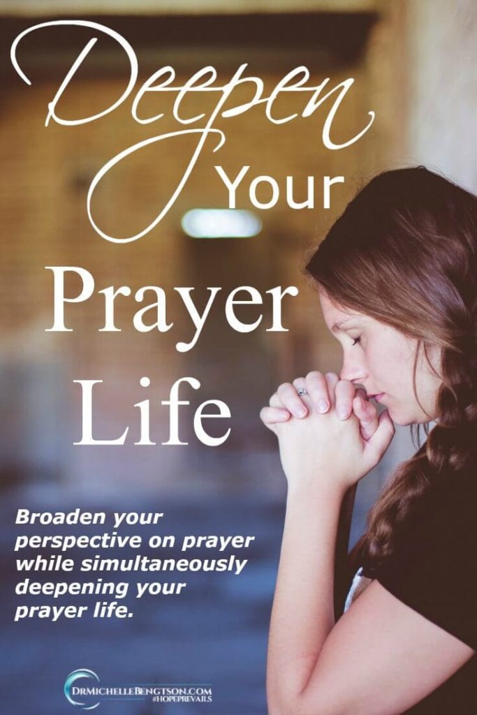 Have you ever struggled with your prayer life? I encourage you to read Talking to Jesus: A Fresh Perspective on Prayer by Jennie Blackmer. Broaden your perspective on prayer and deepen your prayer life.