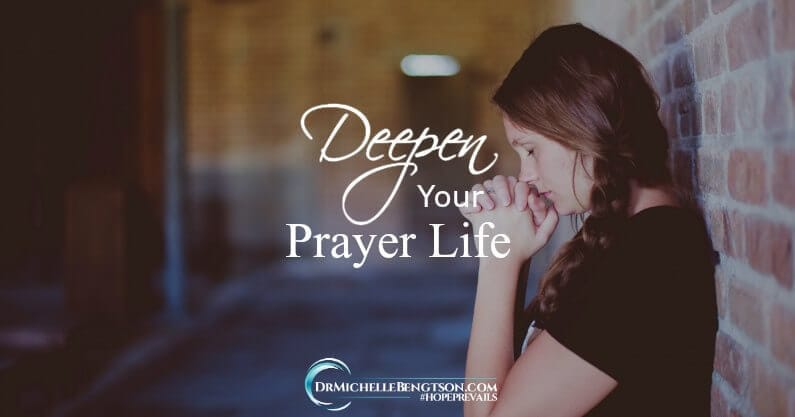 Deepen your prayer life and broaden your perspective on prayer with Talking to Jesus: A Fresh Perspective on Prayer by Jennie Blackmer.