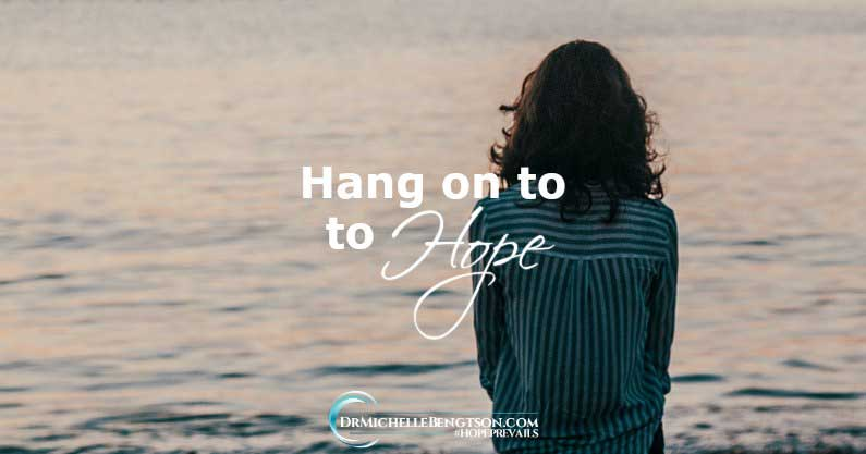 Hang on to hope. Victory over depression begins with renewing our mind and refuting the enemy's lies. Use these 5 scriptures to replace darkness with the light of joy.