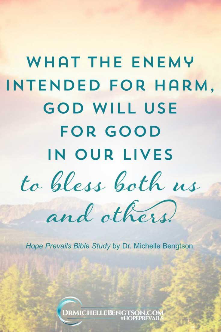 Hope Prevails Bible Study Dr Michelle Bengtson