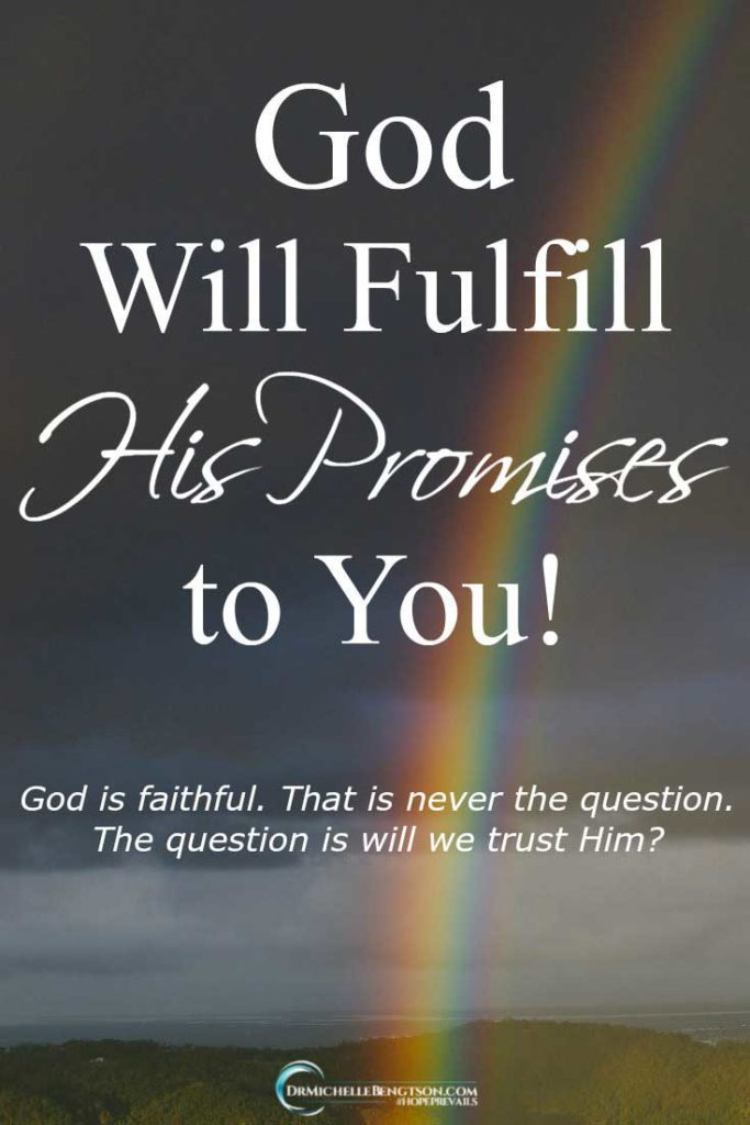 Are you facing hurdles in life today? I've found that as I remain confident in the goodness of the Lord, I can maintain my hope and believe I will not be disappointed because God will fulfill His promises.
