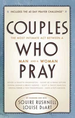 Couples Who Pray: The Most Intimate Act Between A Man and A Woman shares how if you commit to pray for a minimum of 5 minutes per day for forty days, you'll be amazed at the extraordinary results you see