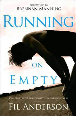 In Running on Empty: Contemplative Spirituality for Overachievers, the author shares healing insights that restored his spiritual compass and guided him back to God.