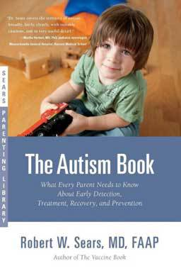 The Autism Book: What Every Parent Needs to Know About Early Detection, Treatment, Recovery, and Prevention covers what every parent needs to know about early detection, treatment, recovery, and prevention of autism.