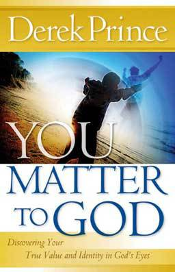 In You Matter to God: Discovering Your True Value and Identity in God's Eyes, the reader can experience freedom from guilt, insecurity, fear, and shame to discover how loved they are.