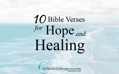 10 Bible Verses for Hope and Healing