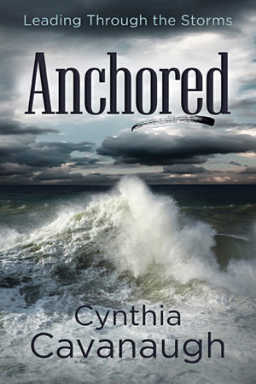 Leading through the Storms, the author shares how to stay anchored through the storms of life.