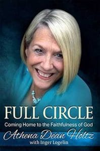 Full Circle: Coming Home to the Faithfulness of God, a book on overcoming betrayal and loss.
