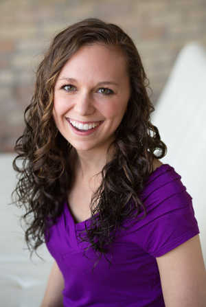 Lauren Gaskill, author, speaker and founder of She Found Joy