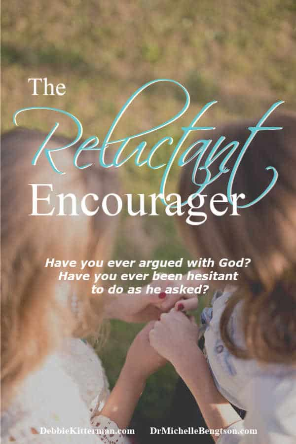 This reluctant encourager knew God was leading her to pray at the church, but she didn't know why until she arrived. #GodAnswersPrayer #encouragement #faith #prayer #God