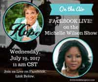 Dr. Michelle Bengtson interview on the Michelle Wilson show.
