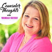 Dr. Michelle Bengtson was interviewed on Counselor Thoughts with Michelle Nietert Podcast