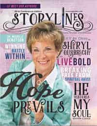 Dr. Michelle Bengtson was featured on the cover of Storylines magazine