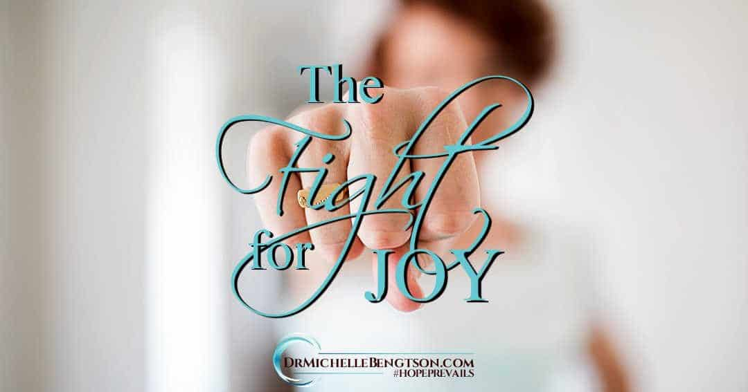 Despite the circumstances, we must fight for #joy. #hope #HopePrevails #depression