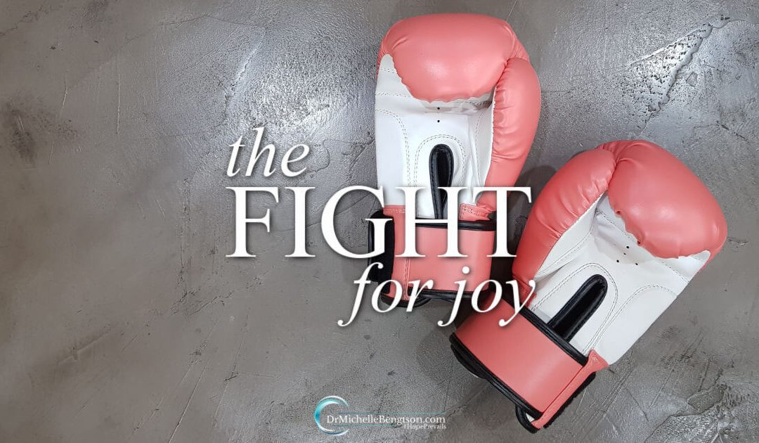 The Fight For Joy