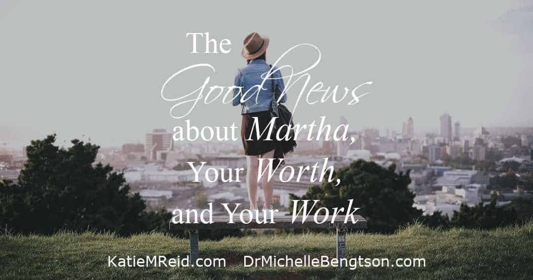 If you are Made Like Martha, you can be a doer and still rest as one of God's daughters.