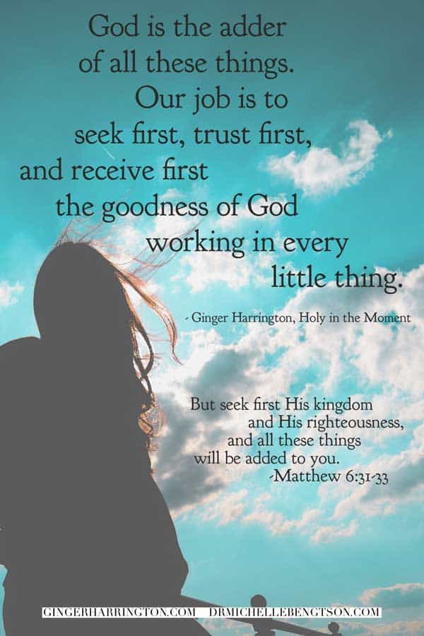 """But seek first His kingdom and His righteousness, and all these things will be added to you."" Matthew 6:31-33 #Bibleverse #scripture #faith"