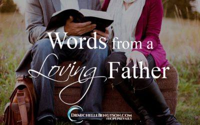 Words from a Loving Father