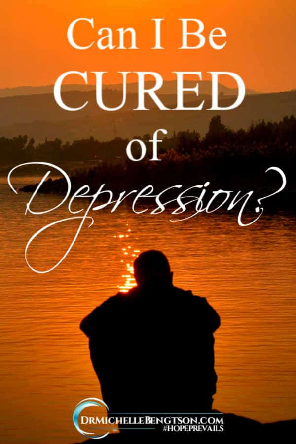 A reader on Ask Dr. B asked, Can I be cured of depression? He longs to walk in freedom from depression and find the joy the Bible talks about. #depression #faith #mentalhealth